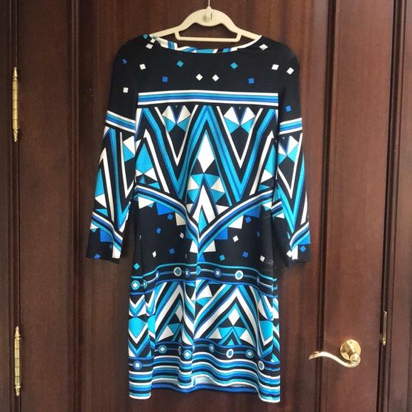 "JB by Julie Brown Dresses & Skirts - Nieman Marcus ""Pucci-Like"" Dress!"